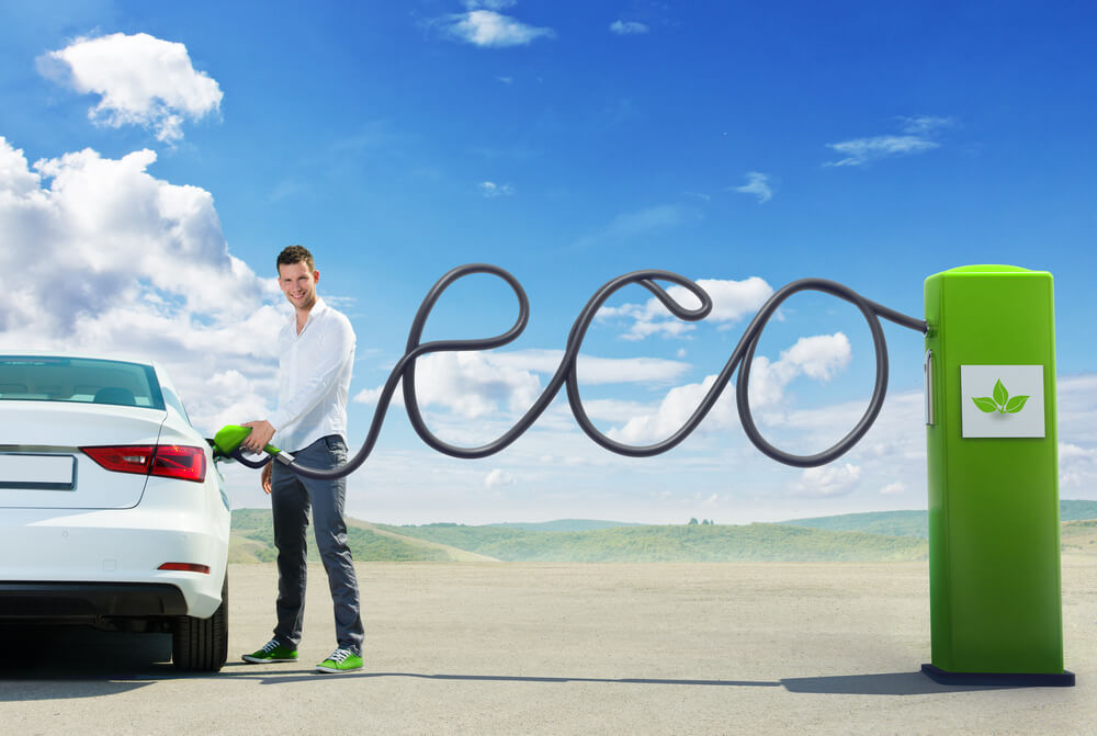 Eco fuel and green car